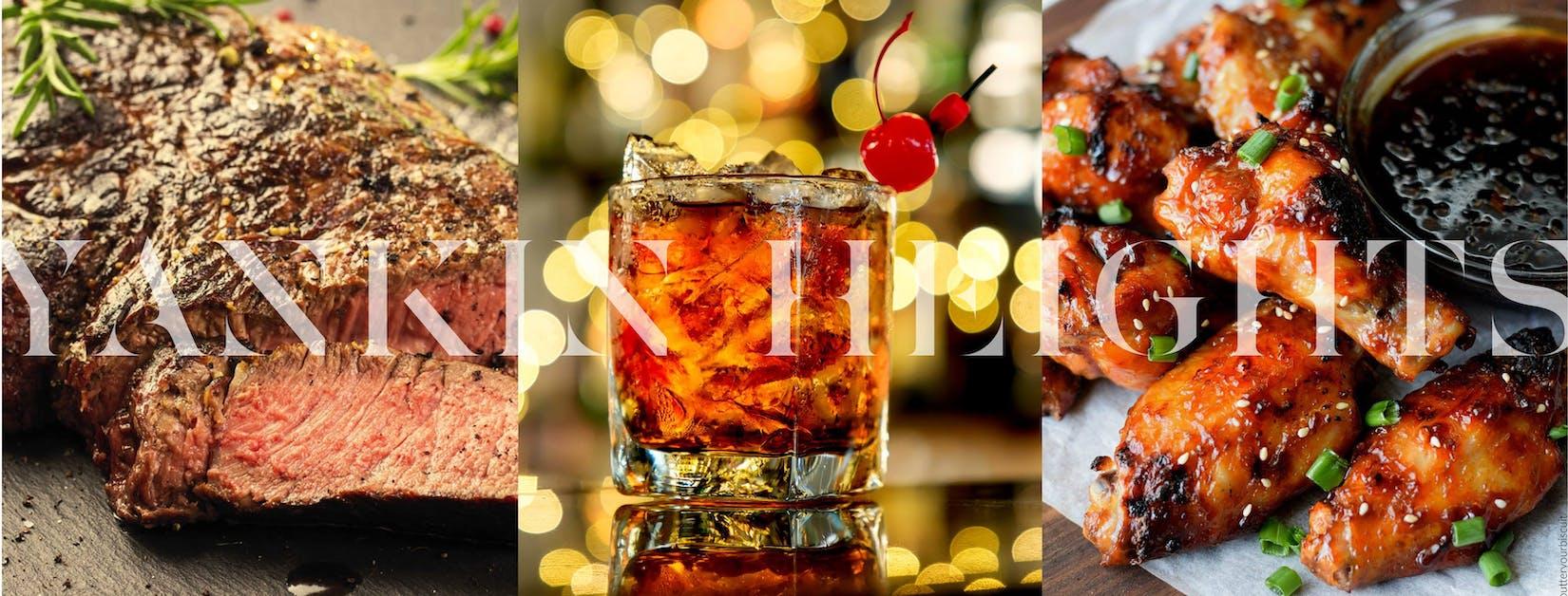 Yankin Heights Rooftop Restaurant | yathar