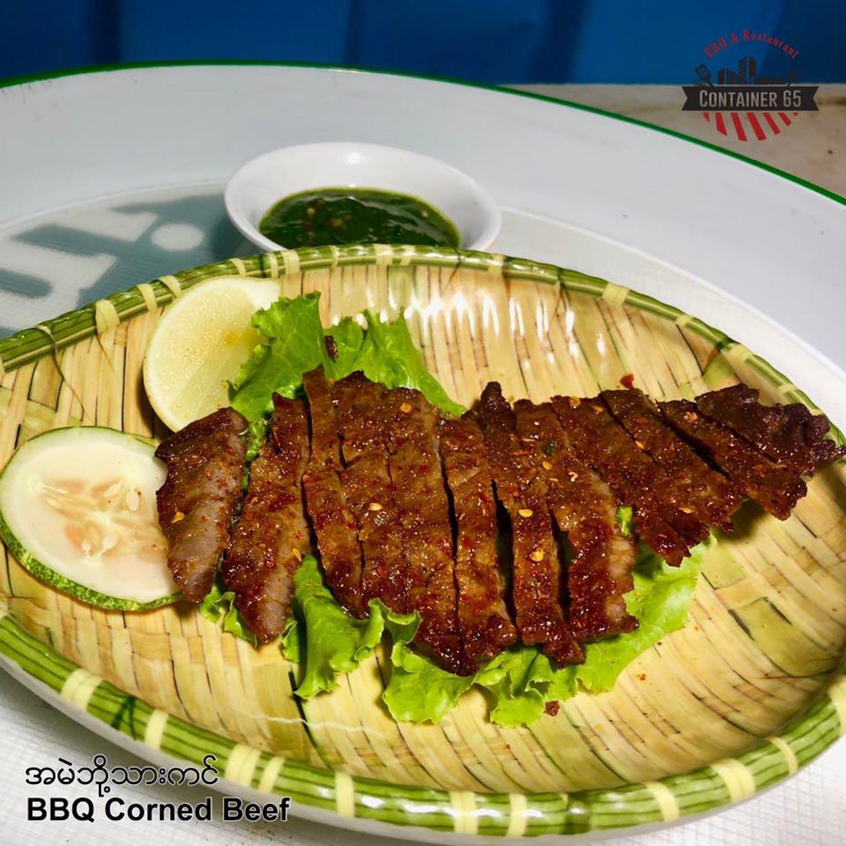 Container 65 BBQ & Restaurant | yathar