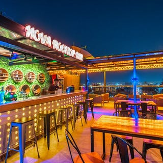 Nova Rooftop Bar | yathar