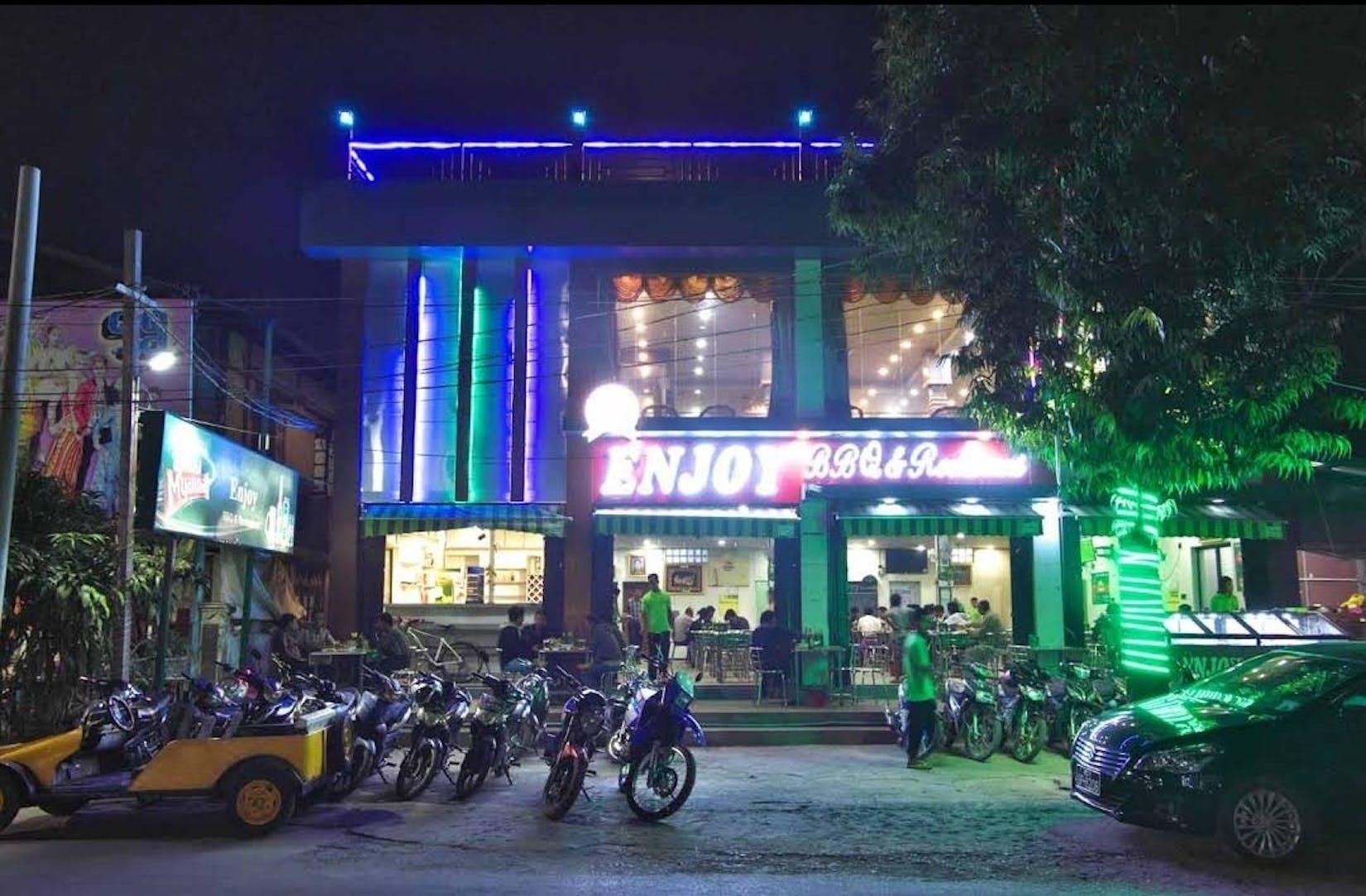 Enjoy BBQ & Restaurant | yathar