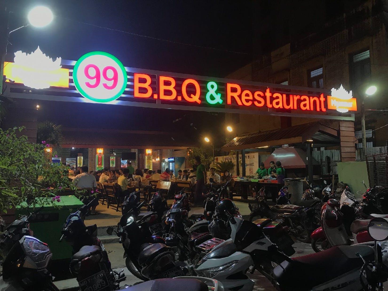 Nine Nine B.B.Q. & Restaurant-(2) | yathar