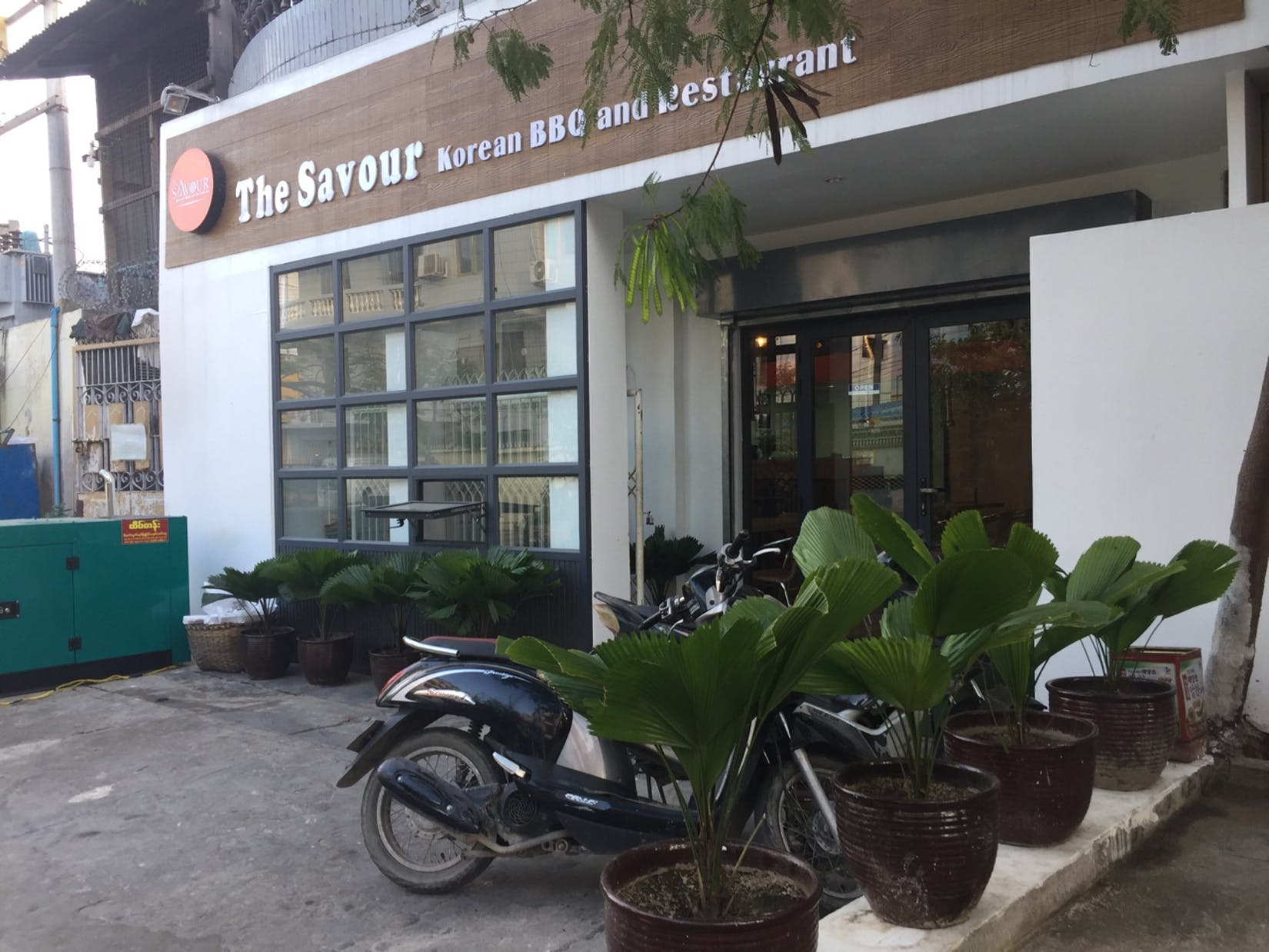 The Savour Korean Bbq&Restaurant | yathar