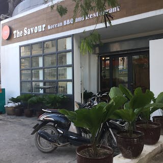The Savour Korean Bbq&Restaurant | yathar