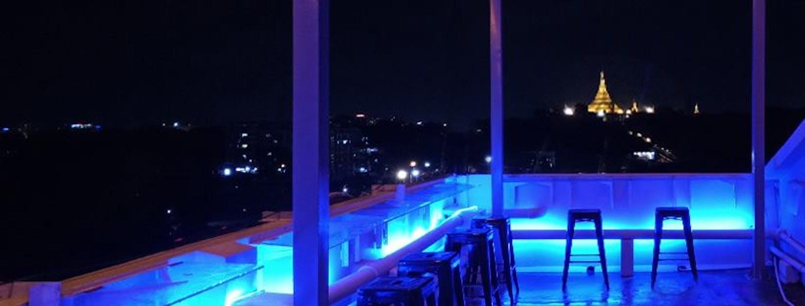 Sapphire Lounge & Bar Yangon   yathar
