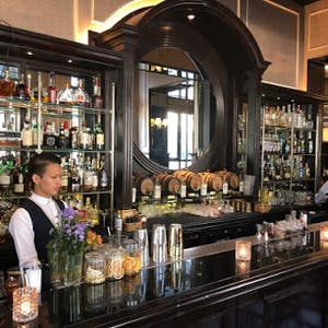Sarkies Bar at The Strand Hotel | yathar