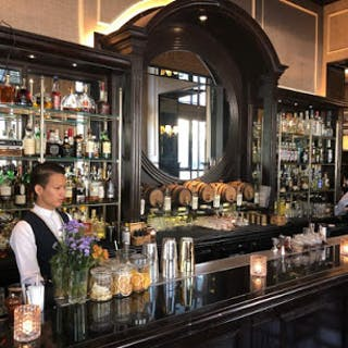 Sarkies Bar at The Strand Hotel | yathar