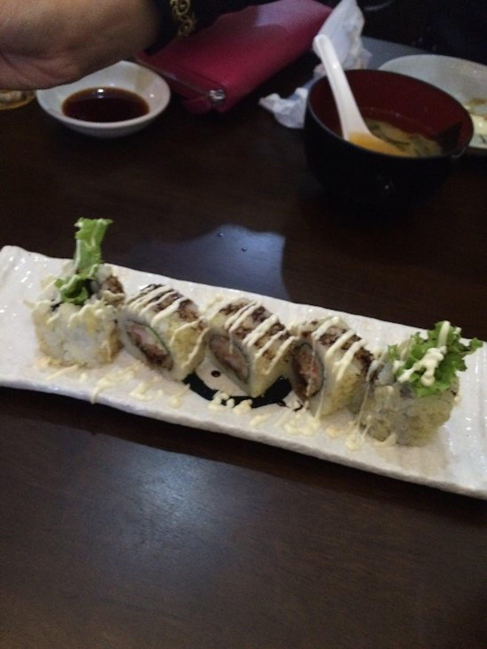 Oishii Sushi No.3 | yathar