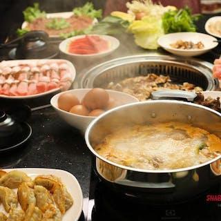 Shabuyaki Family Hotpot & BBQ Buffet | yathar