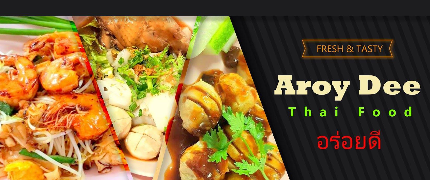 Aroy dee Thai Food | yathar
