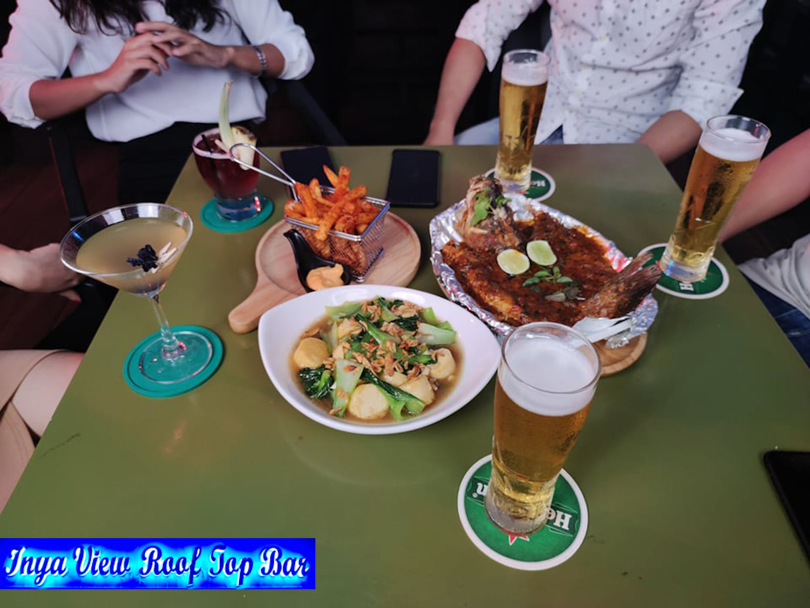 Inya View Hotel and Roof Top Bar | yathar