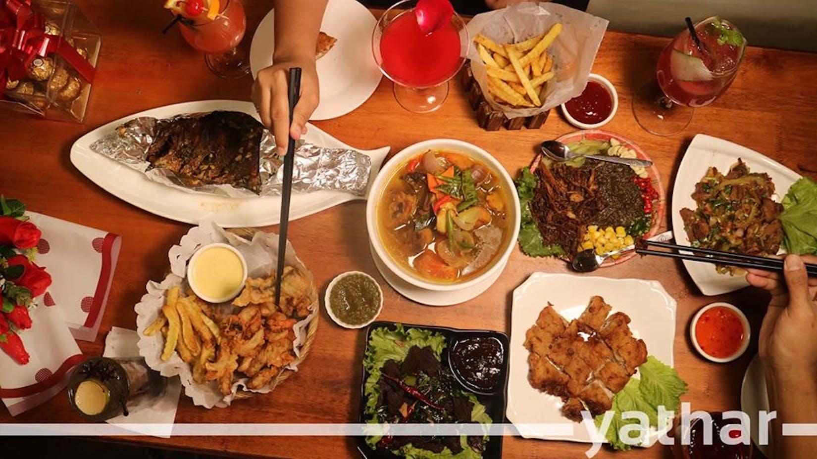 Conifer 46 Bar & Restaurant | yathar