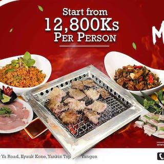 Manpuku Buffet Style | yathar
