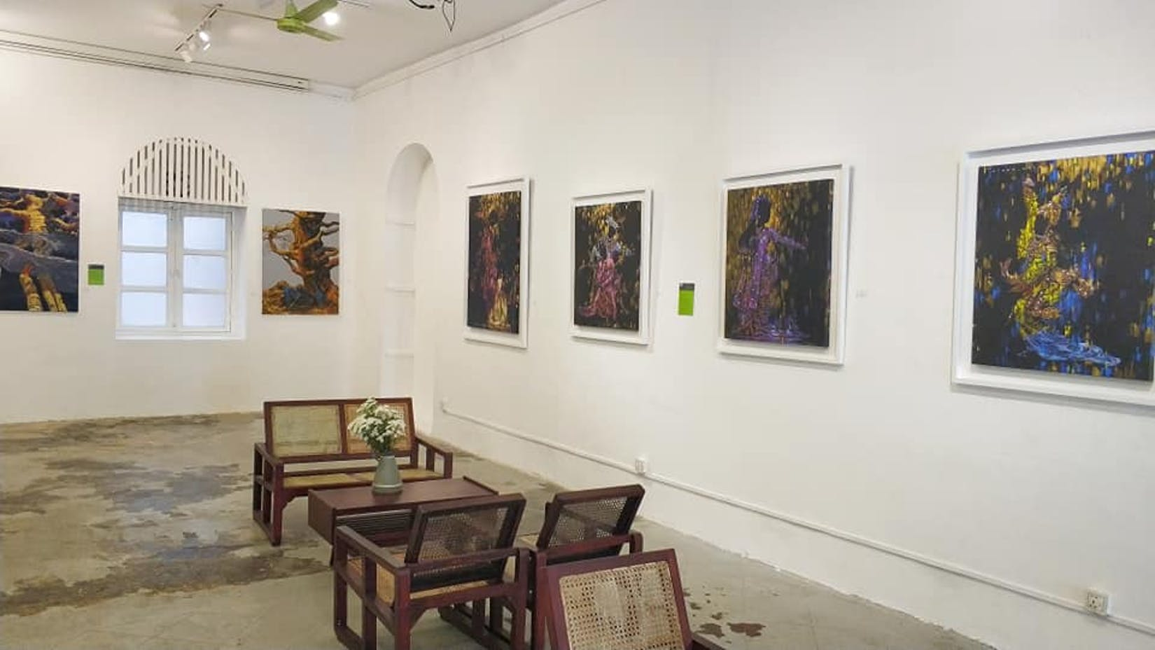 Pansodan Scene Art Cafe | yathar
