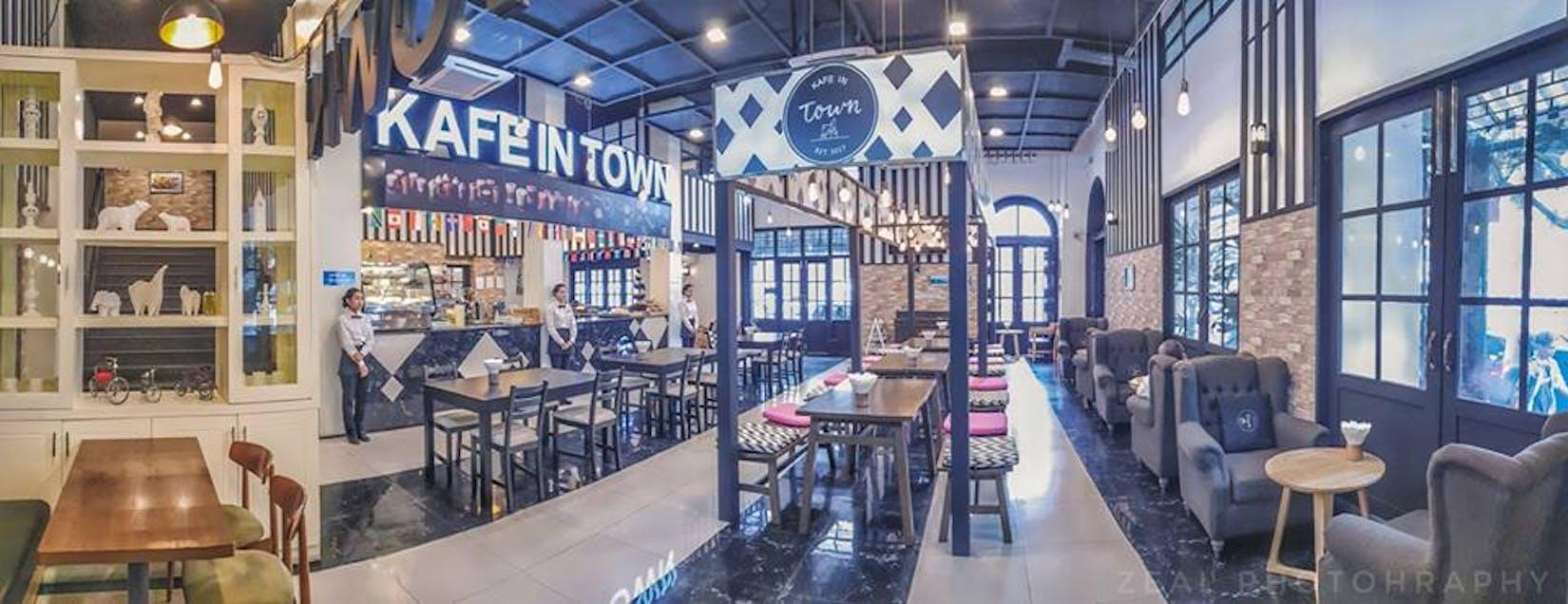 Kafe in Town   yathar
