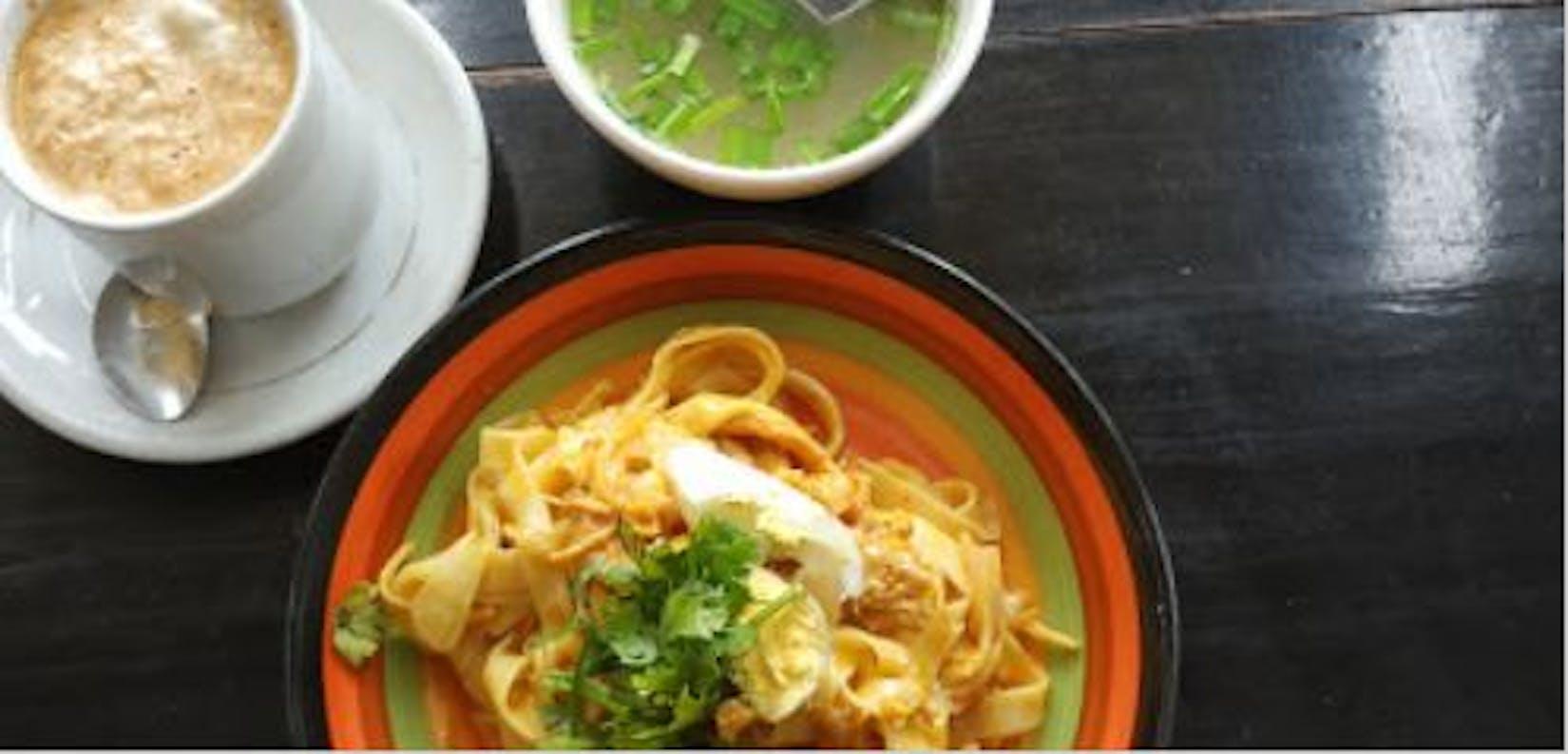 A Kaung Zar Tea & Food House | yathar
