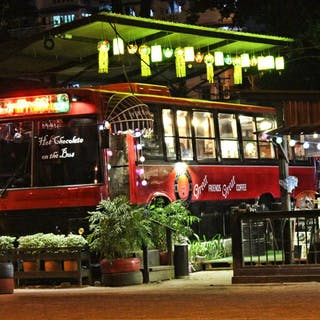 YGN Bus Café | yathar
