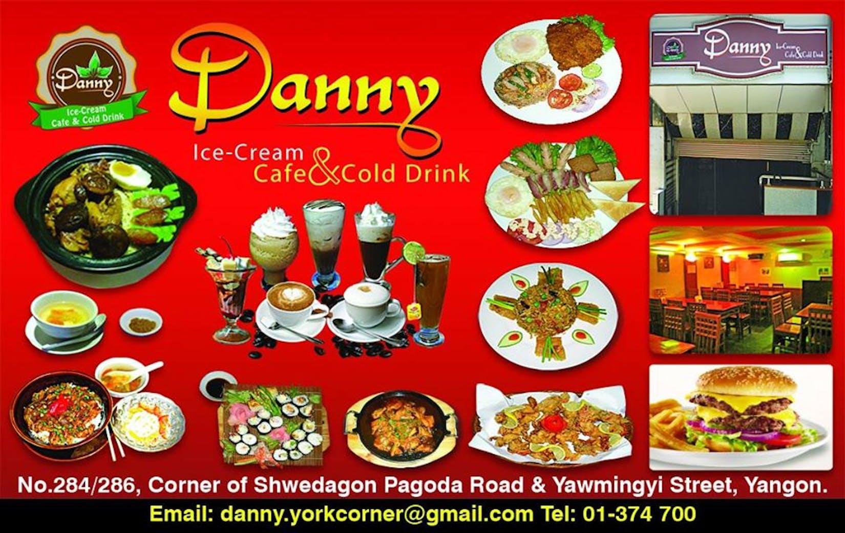 Danny Cafe & Cold Drink | yathar
