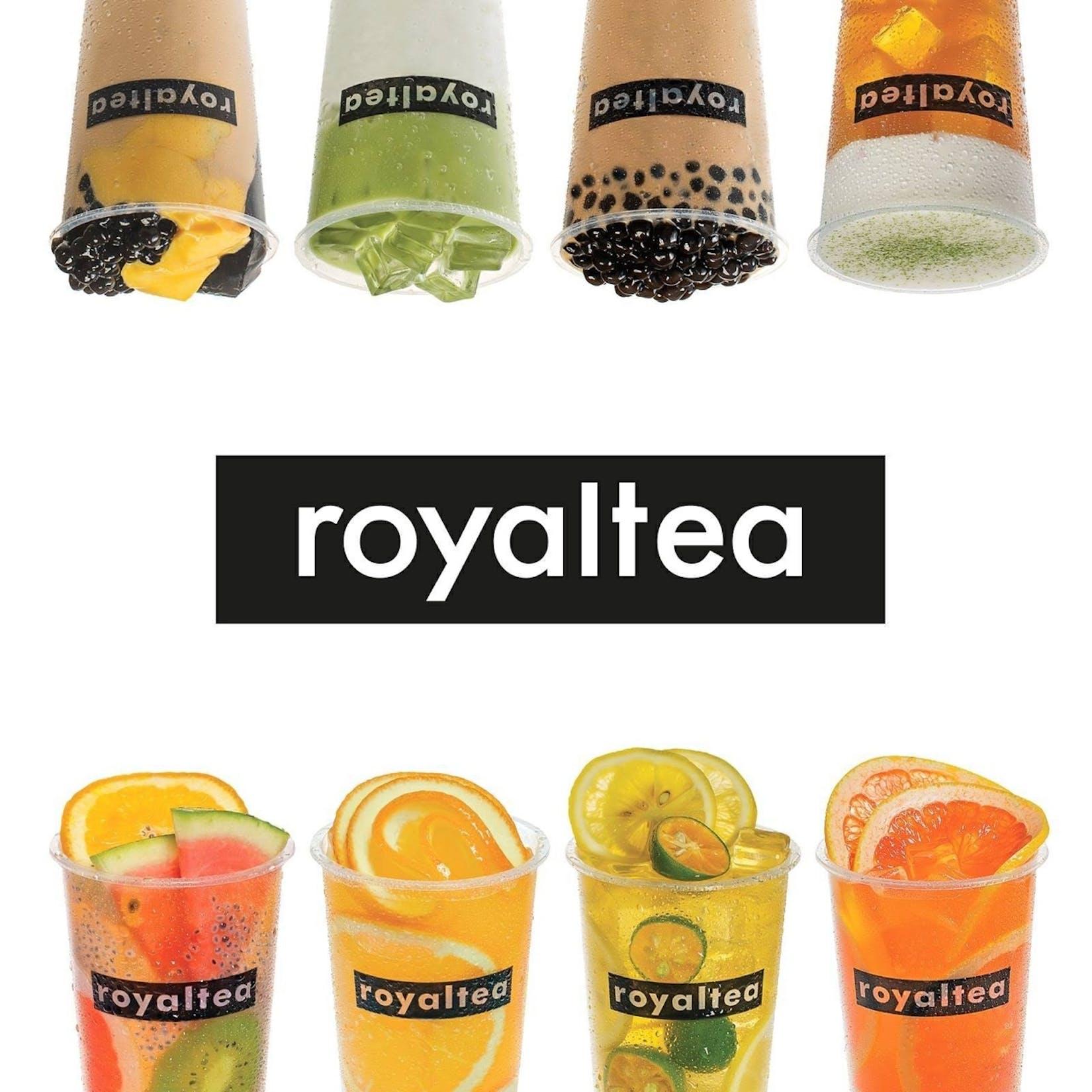 Royaltea皇茶 | yathar