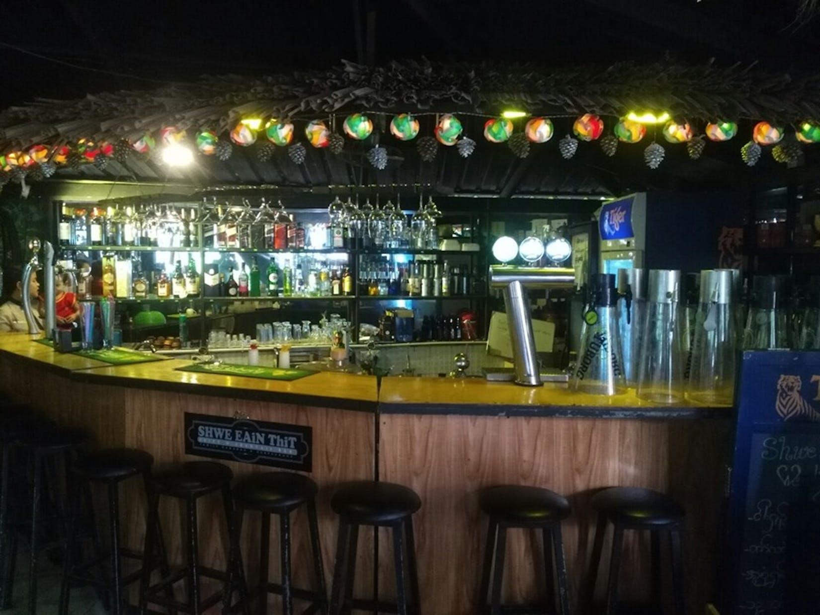 Shwe Eain Thit Restaurant and Bar | yathar