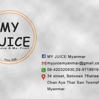 MY JUICE Myanmar   yathar