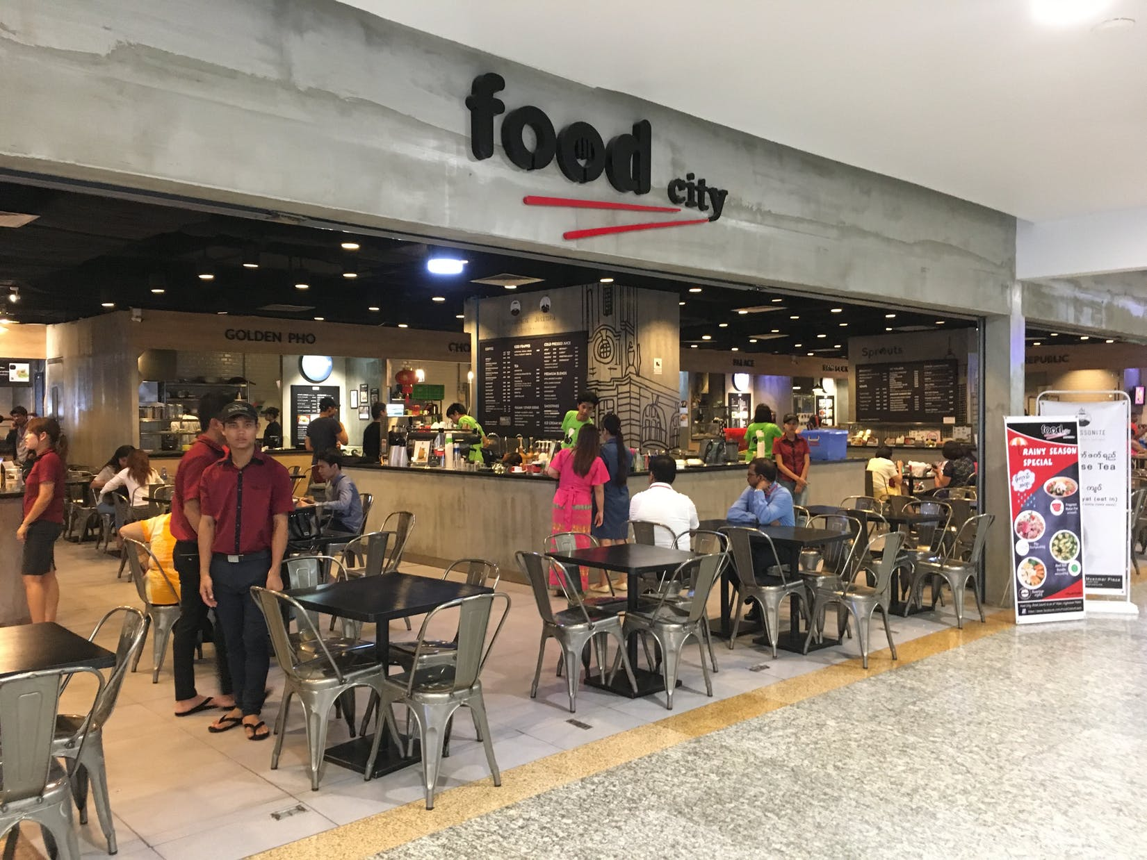 food city Myanmar Plaza | yathar