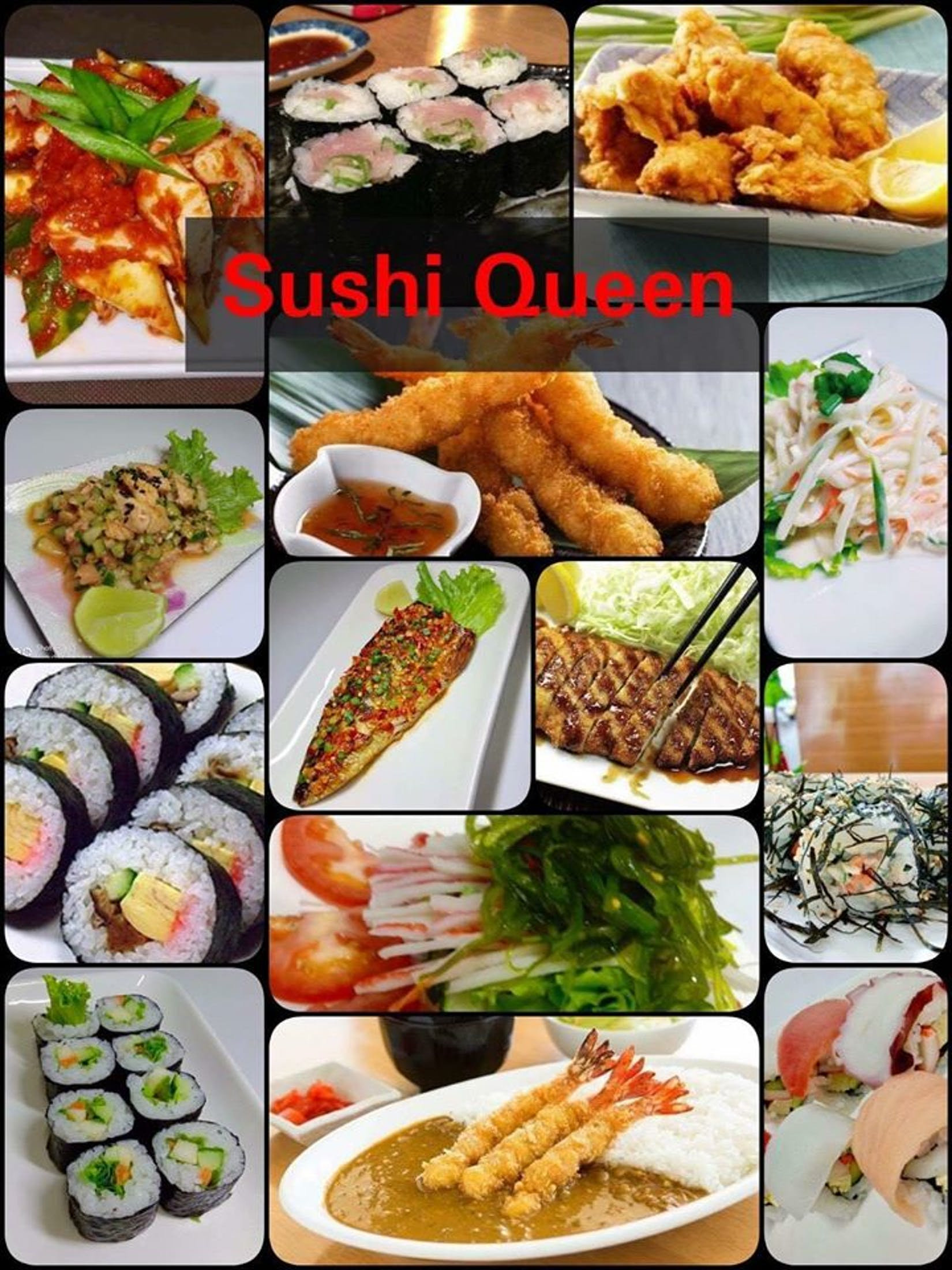 Sushi Queen Japanese Restaurant | yathar