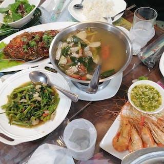 APK Red Rose Kitchen Thai Food | yathar