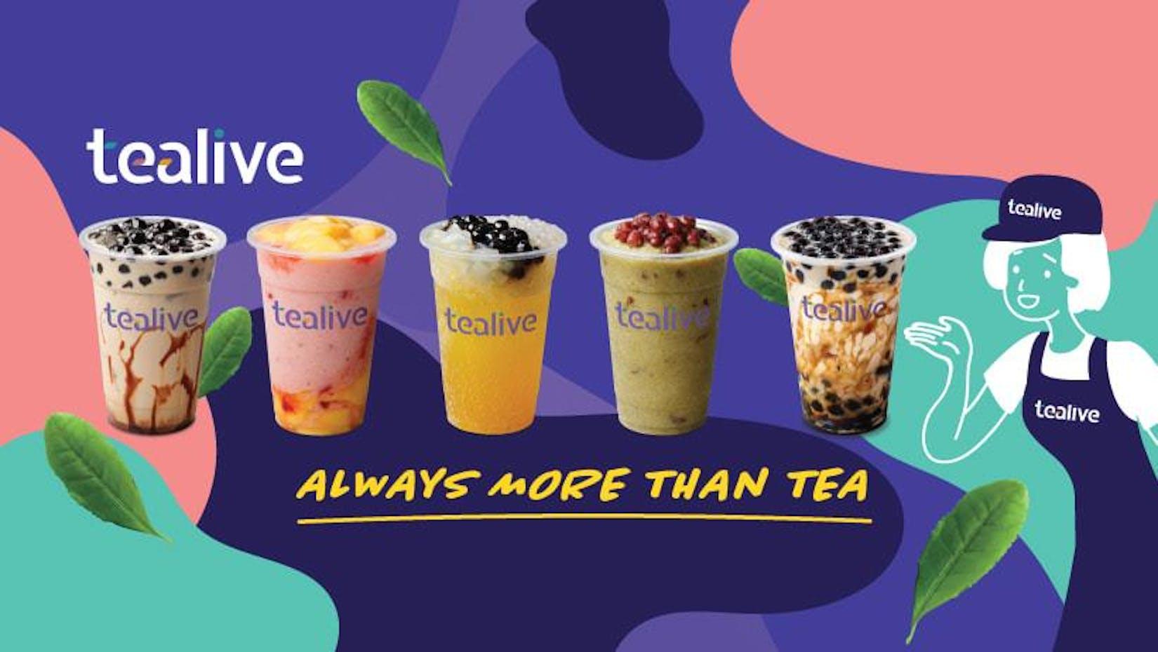 Tealive Myanmar | yathar