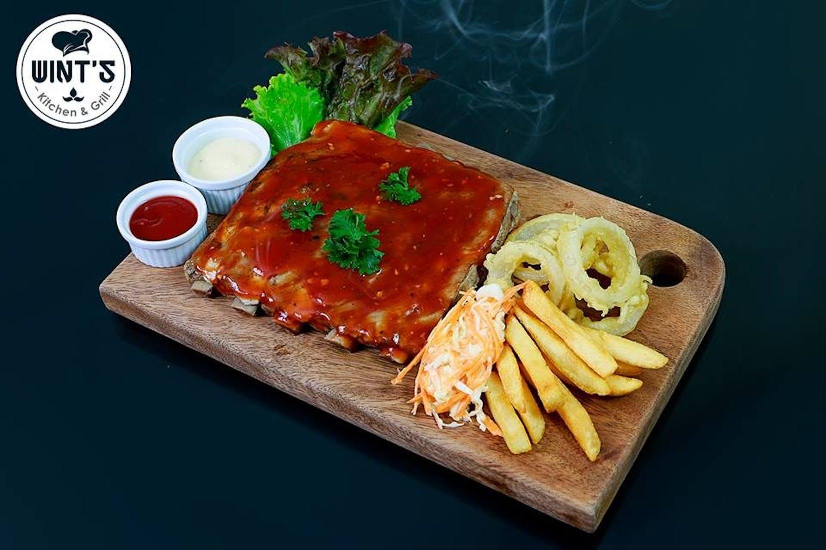 Wint's Kitchen & Grill restaurant   yathar