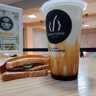 Tea Code Drink & Snack | yathar