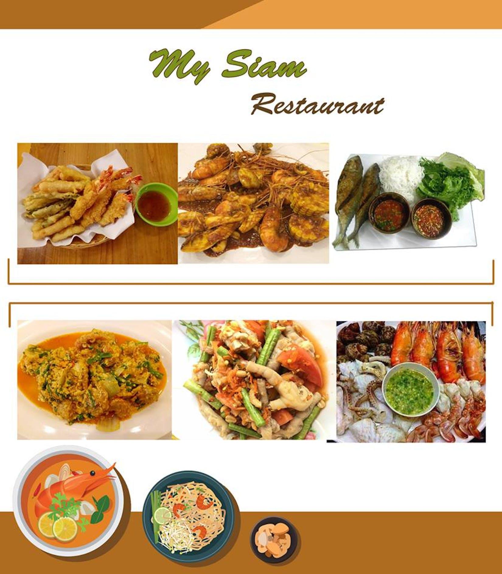 My Siam Thai Restaurant | yathar