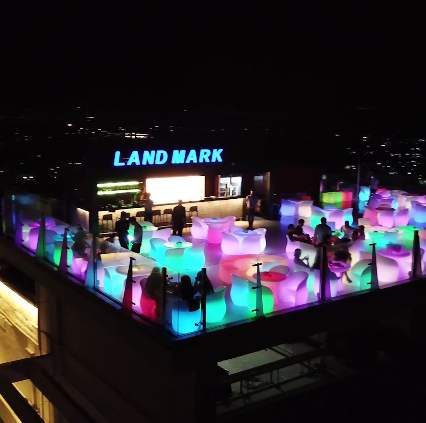 Landmark Sky Bar | yathar