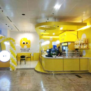 Monster Cheese (Yangon Domestic Airport T3 Branch ) | yathar