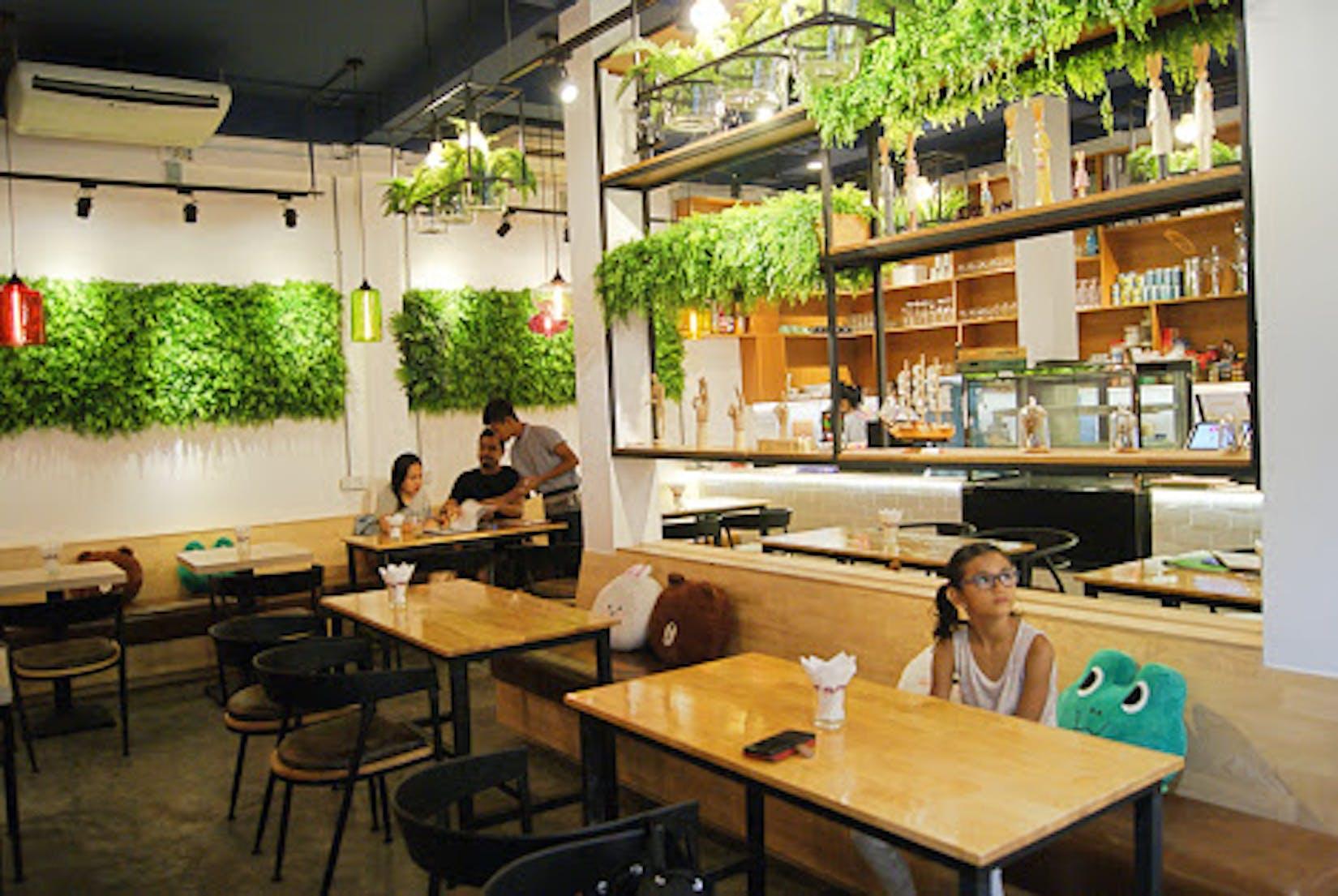 R&D cafe and restaurant | yathar