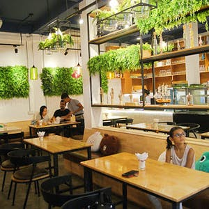 R&D cafe and restaurant | yathar