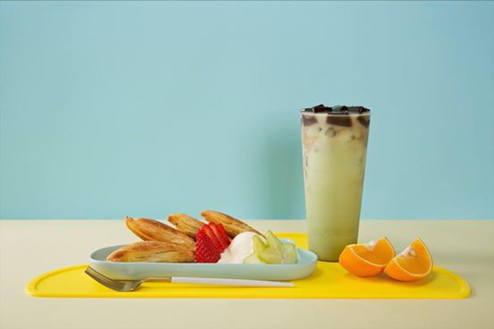 Sugar Milk Teashop | yathar