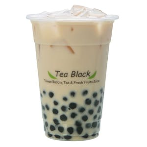 Tea Black Taiwan Bubble Tea | yathar