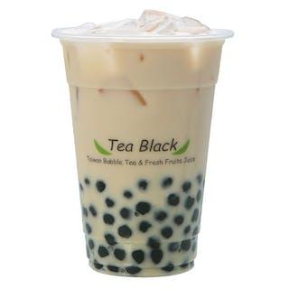 Tea Black Taiwan Bubble Tea   yathar