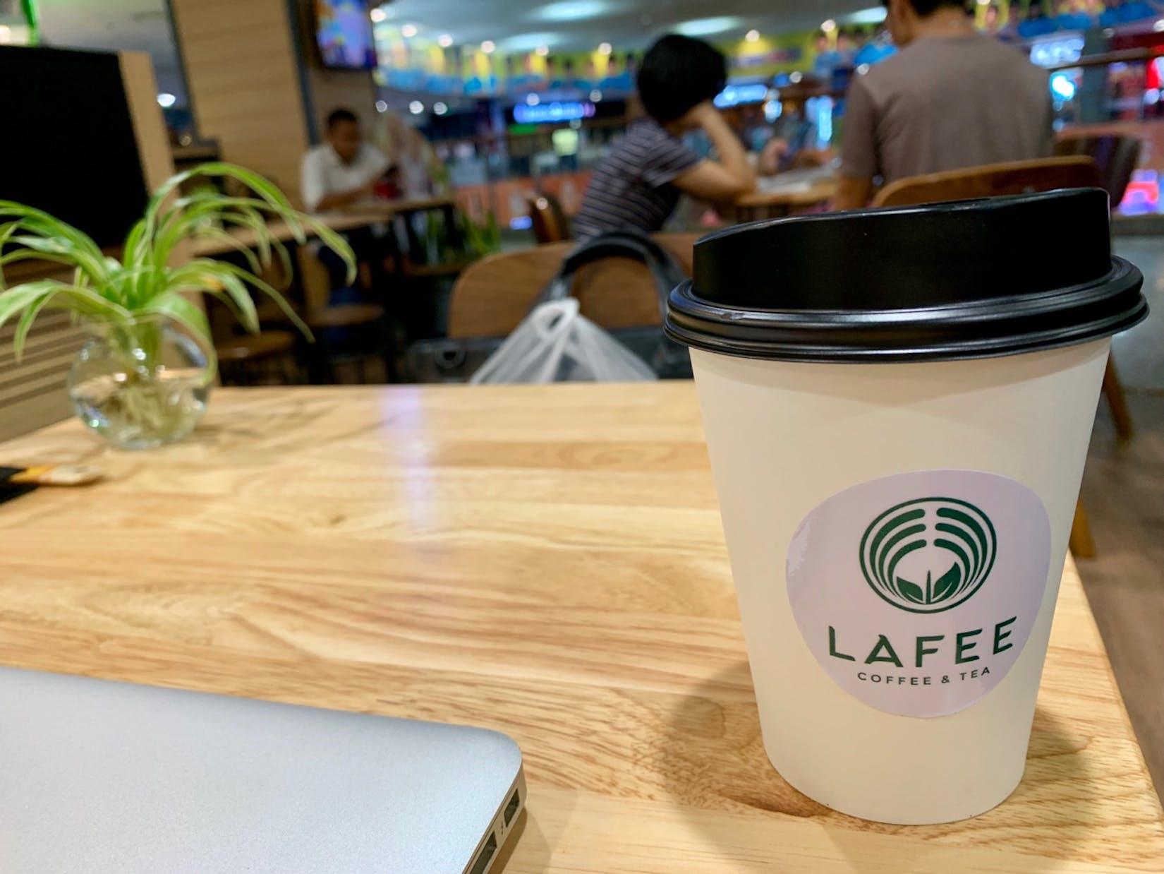 Lafee Coffee & Tea | yathar