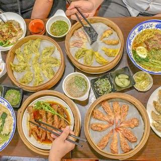 Little Boss Dumpling & Noodle (Kyee Myin daing branch) | yathar