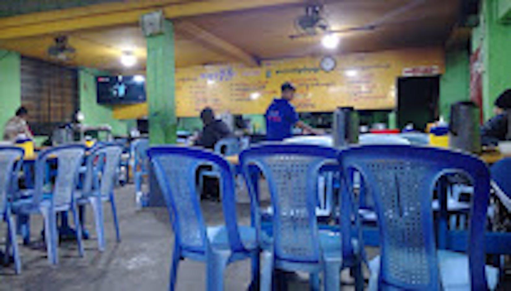 Nay Hlaing Tea Shop(POL) | yathar