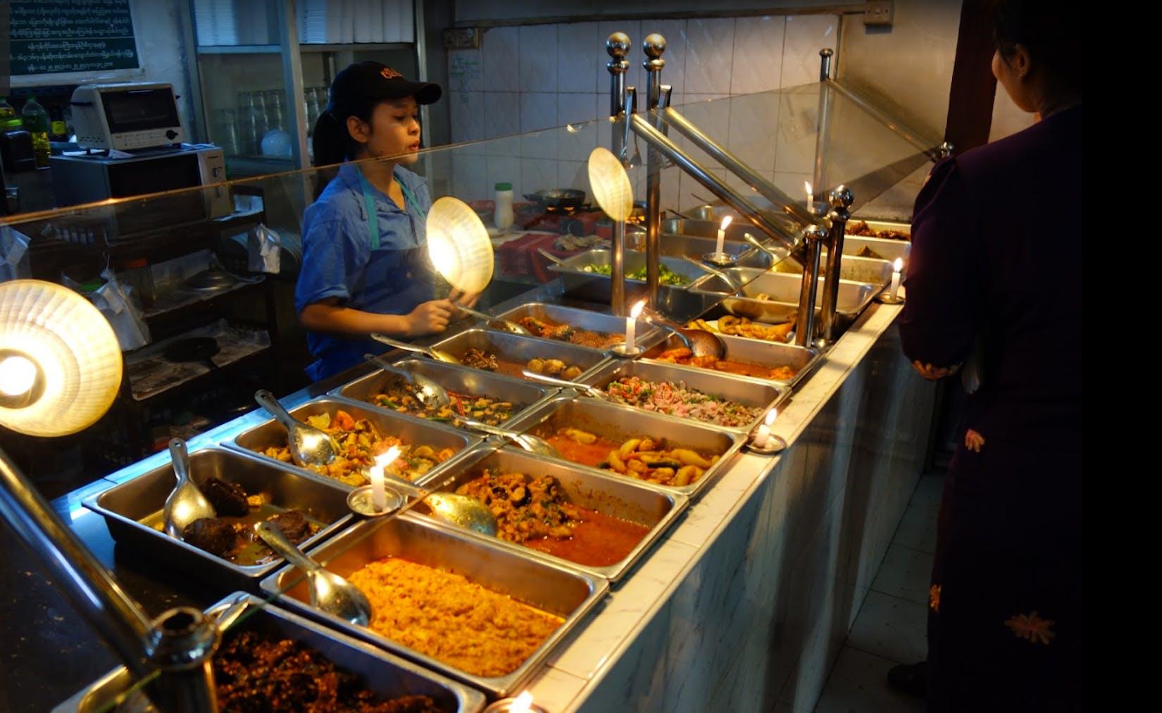 ONE SEVEN ONE  Myanmar Restaurant | yathar
