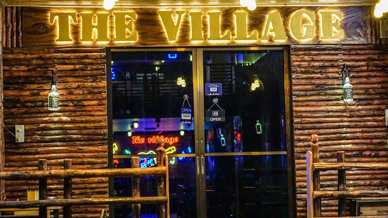 The Village Bar & Restaurant | yathar