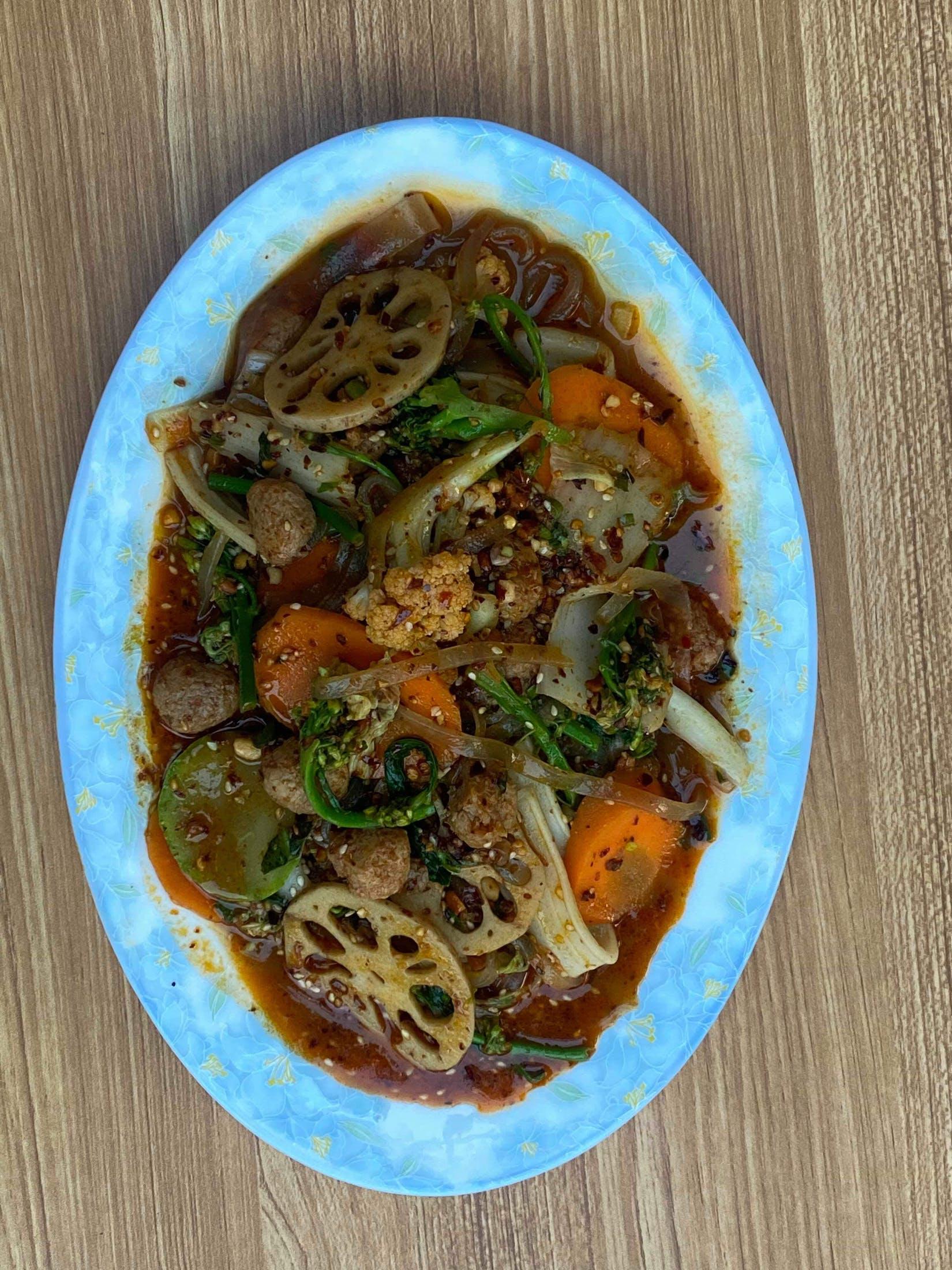 UR Memory Chinese BBQ | yathar