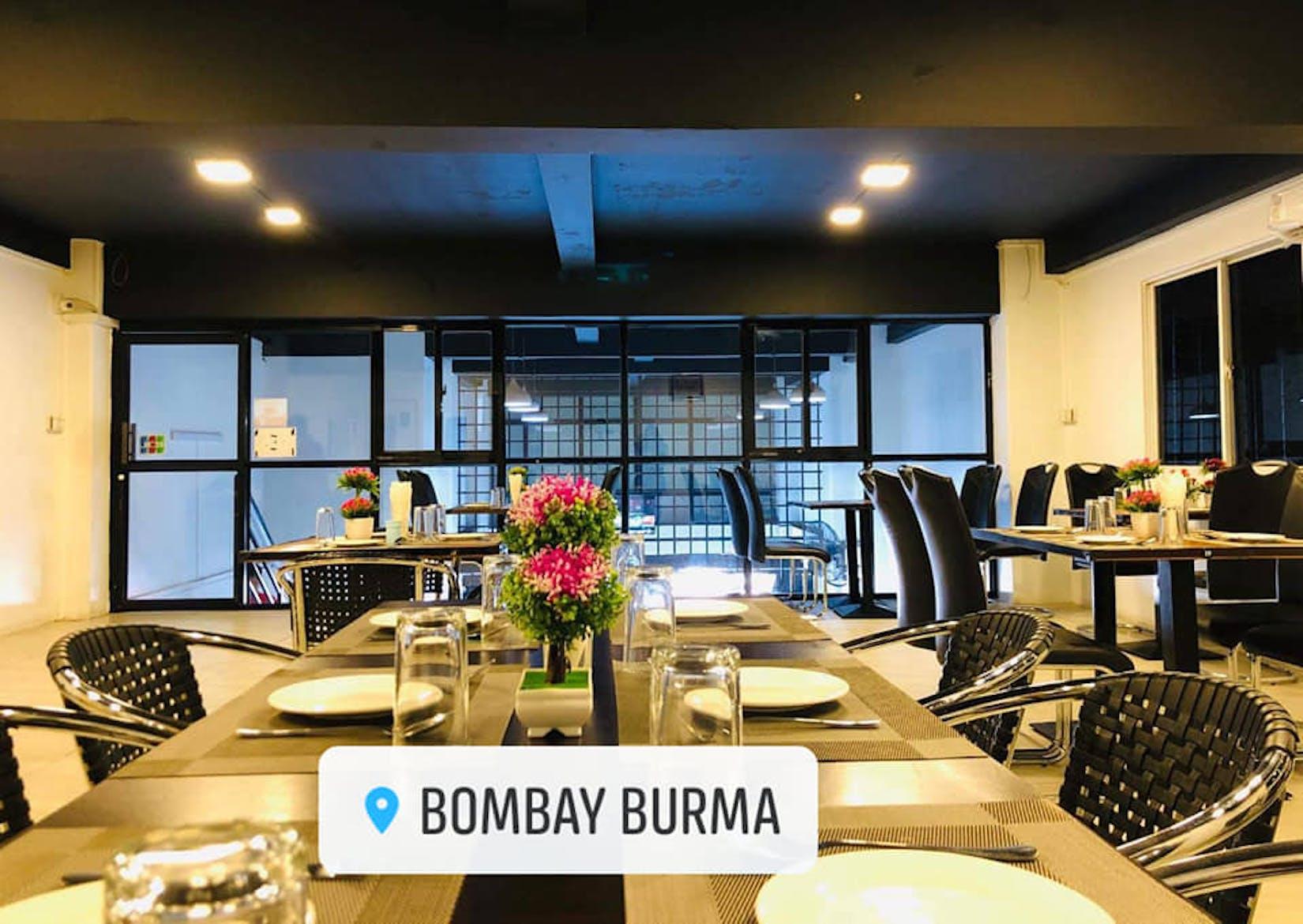 Bombay Burma Indian  Restaurant | yathar