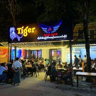 Ace BBQ Restaurant Myanmar | yathar