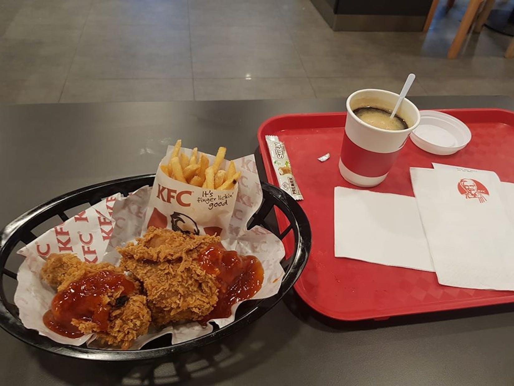 KFC ONE (Bogyoke) | yathar