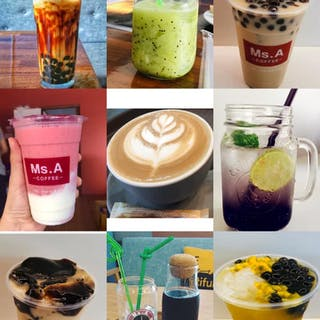 Ms. A Coffee | yathar