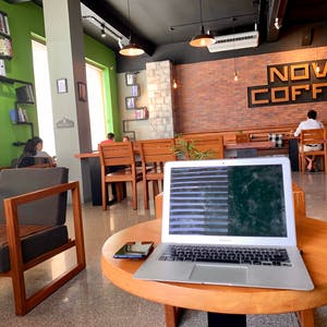 Nova Coffee | yathar