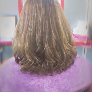 o hair beauty salon   Beauty